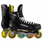JR. S18 Bauer RS Inline Hockey Skates