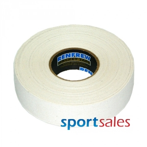 24/50 White Renfrew Hockey Tape
