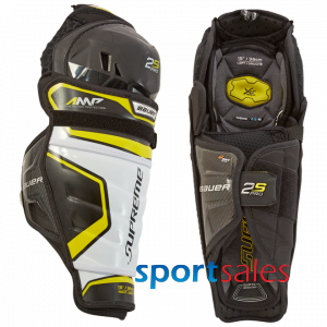 YTH. Bauer S19 Supreme 2S Pro Shin Guards