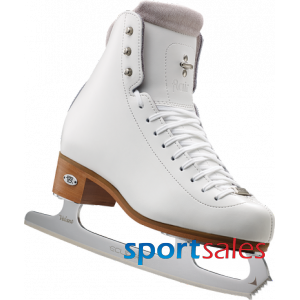 Riedell 910 Motion Set Figure Skates 7 1/2 White