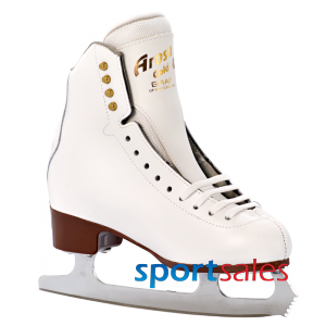 Graf Arosa Gold Figure skates