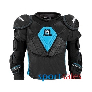 YTH. Bauer Prodigy Top Shoulder Pads & Elbow Pads