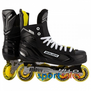 JR.3R S18 Bauer RS Inline Hockey Skates