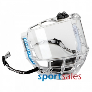 Visor Bauer Concept 3 Full Shield JR. Clare