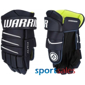 JR. Alpha QX5 Warrior Hockey Gloves