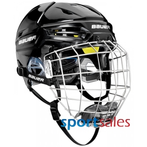 "RE-AKT 95 C M"" White Bauer Helmet"
