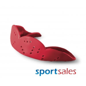 Mouth Guard Sisu Aero SR.RED