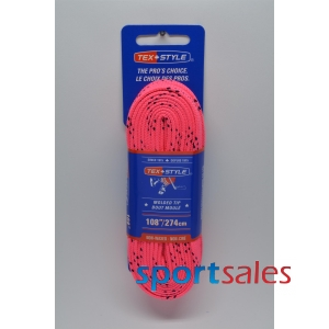 Laces Tex*Style No Wax Pro Line Hot Pink