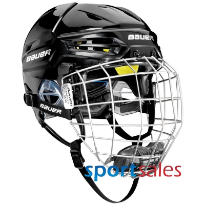 RE-AKT 95 Combo Bauer Hockey Helmet